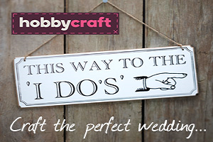 Hobbycraft - Handmade Wedding